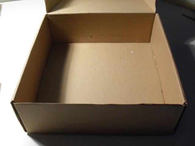 It tutorial come costruire una custodia imbottita per i for Come costruire i passaggi della scatola