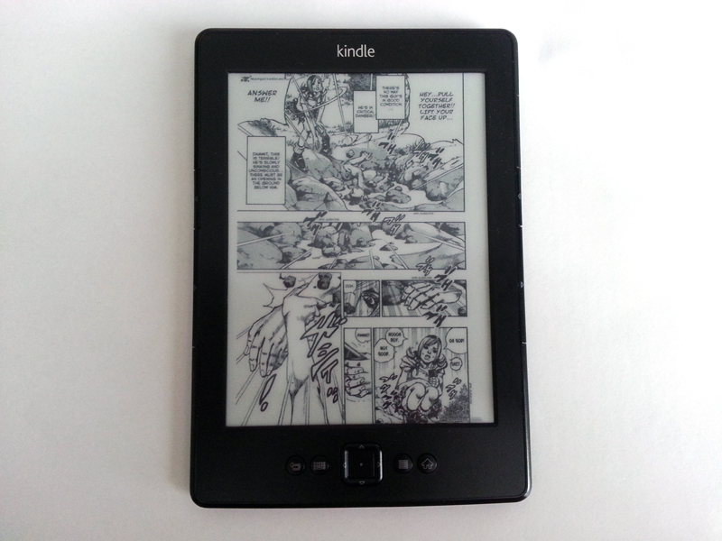 are you able to examine kindle books on android